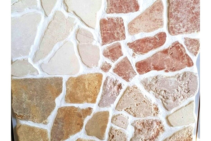 Palladiana Anticata Mosaico