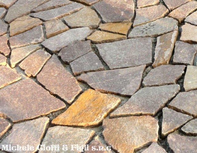 Porfido Trentino Mosaico