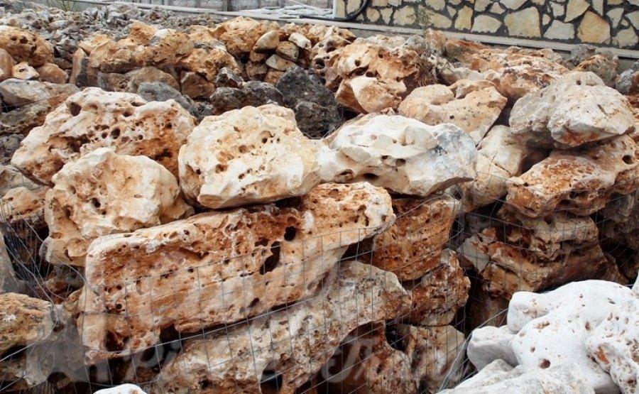 Rocce da giardino della murgia cioffi pietreditrani - Pietre da giardino ornamentali ...